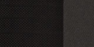 Juodas audinys, monoformos sėdynės
